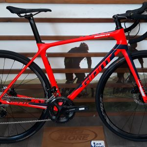 tcr 2 disc